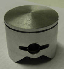 Quickdraw Pioneer Piston, this is a cut down Zenoah piston.  Specify 26 or 29 cc